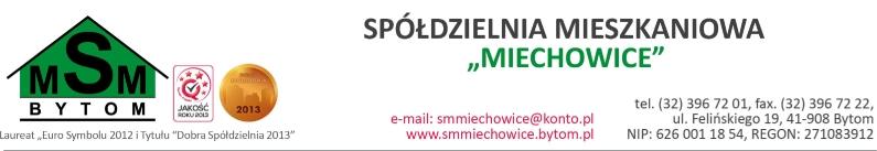 """Spółdzielnia Mieszkaniowa """"Miechowice"""""""