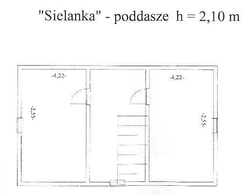 """Rewal """"Sielanka"""" poddasze"""